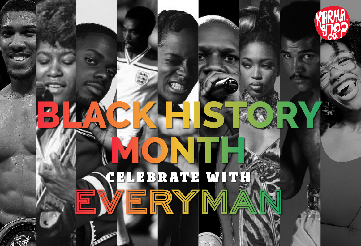 Everyman: Black History Month