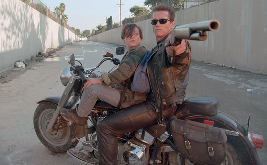 (3D) Terminator 2: Judgment Day